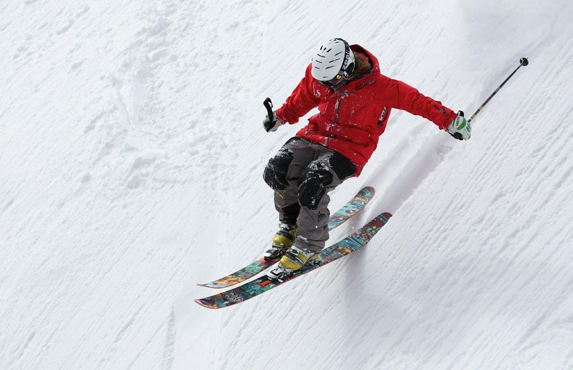 Sci snowboard freeride elisky