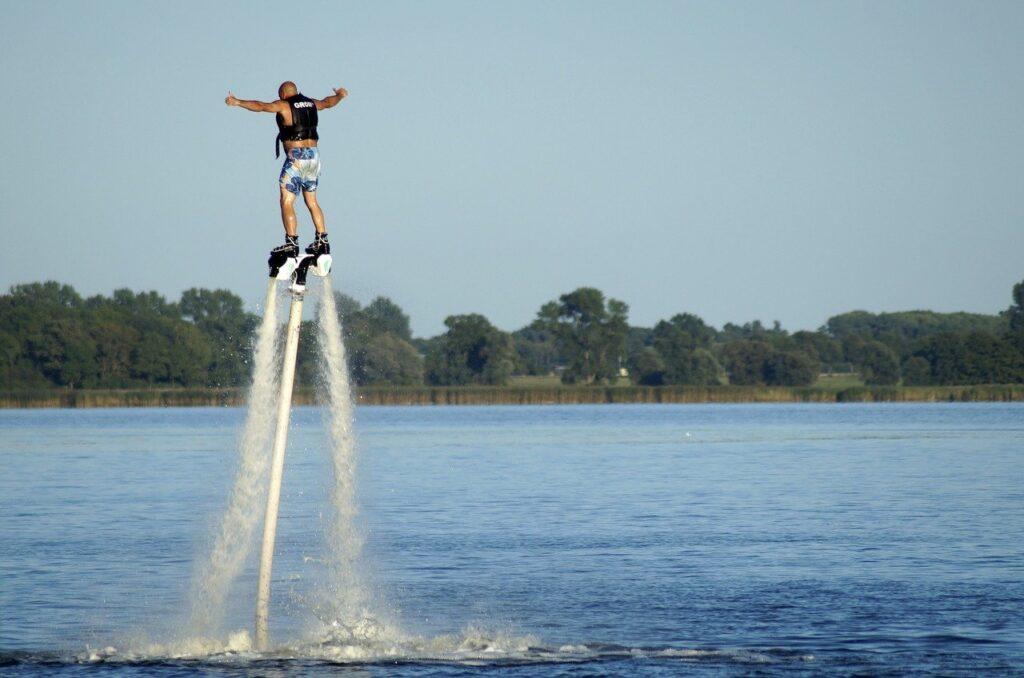 Hydroflying