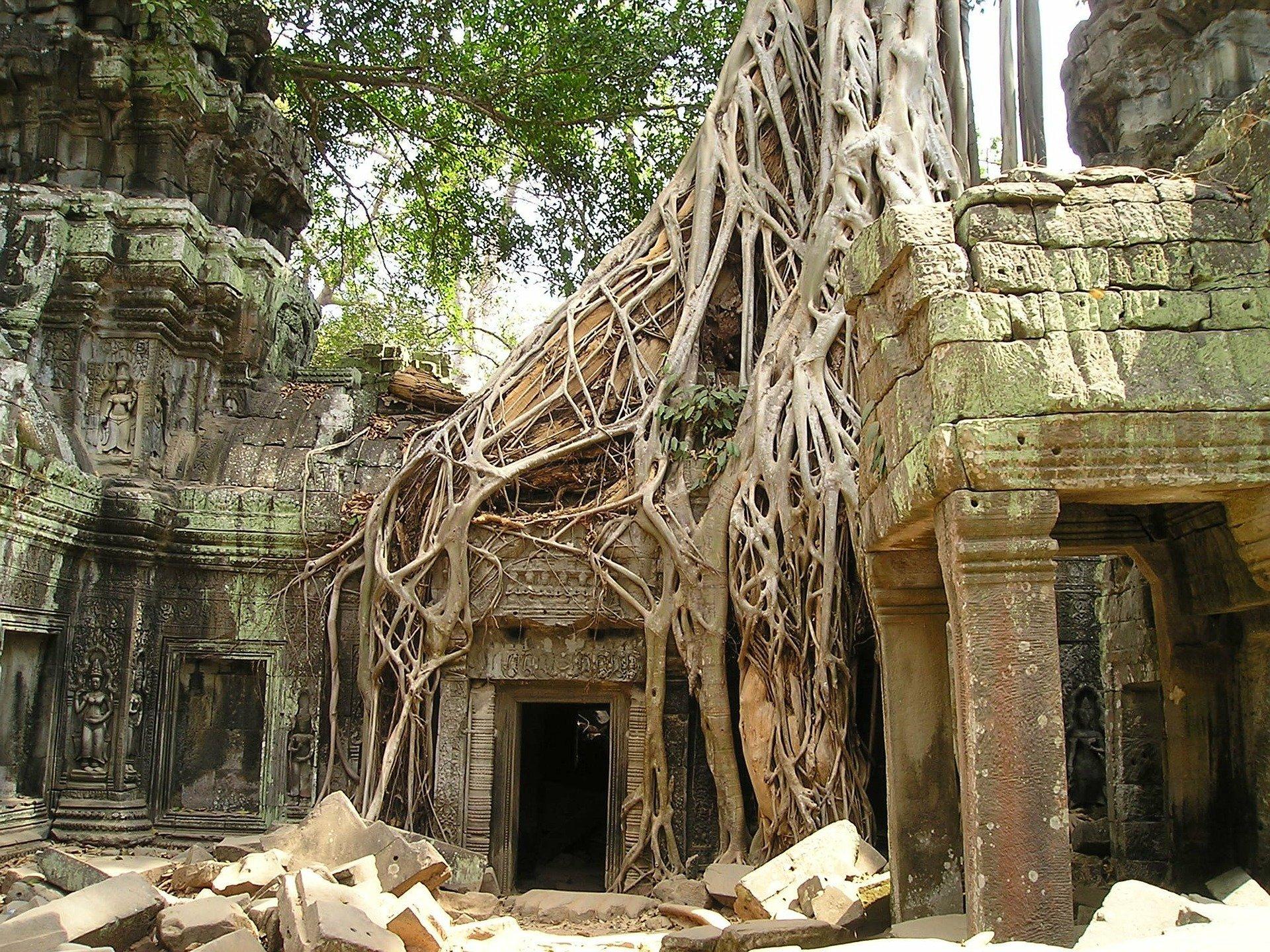 Cambogia Angkor Wat