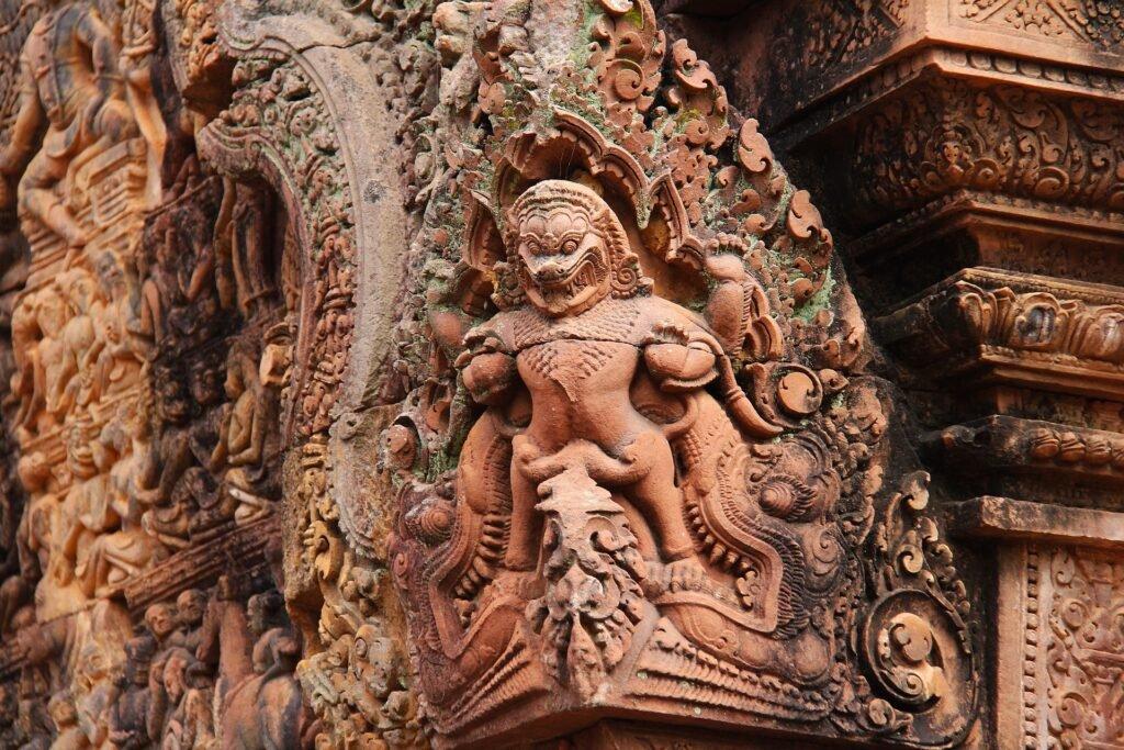 Cambogia Banteay Srei