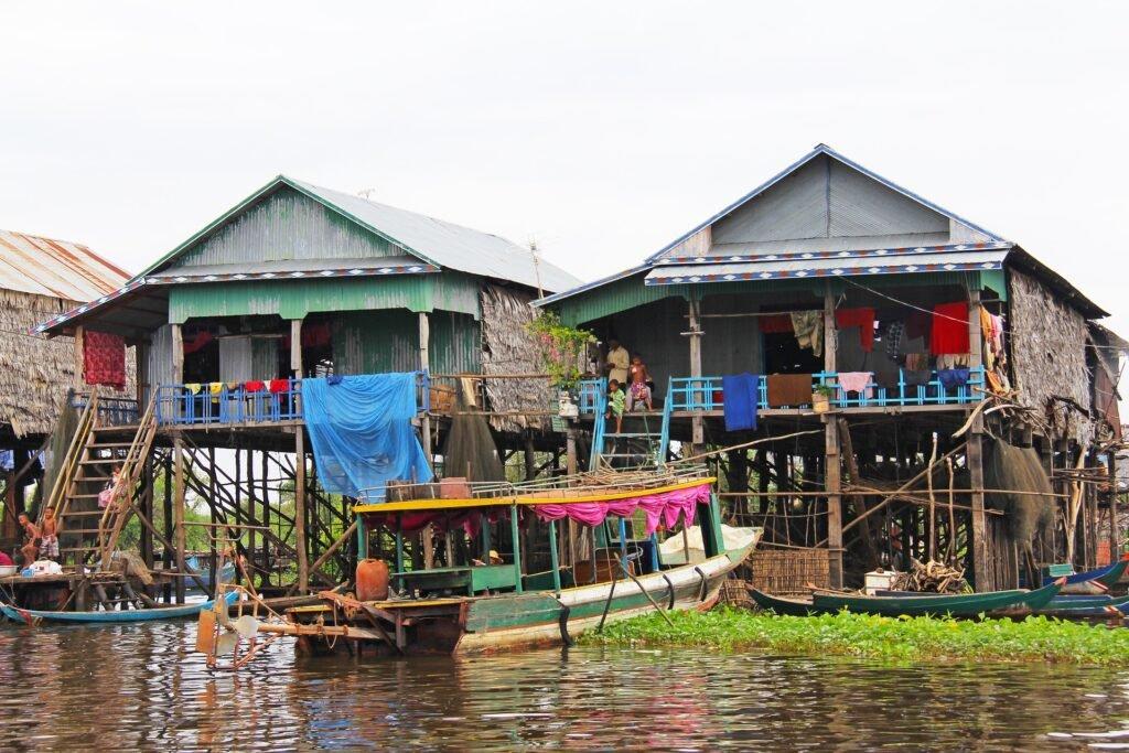 Cambogia Kompong Plouk