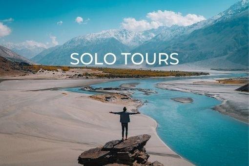Solo tours